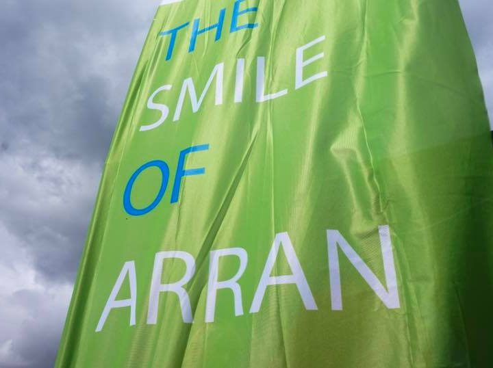 Donating to the Smile of Arran