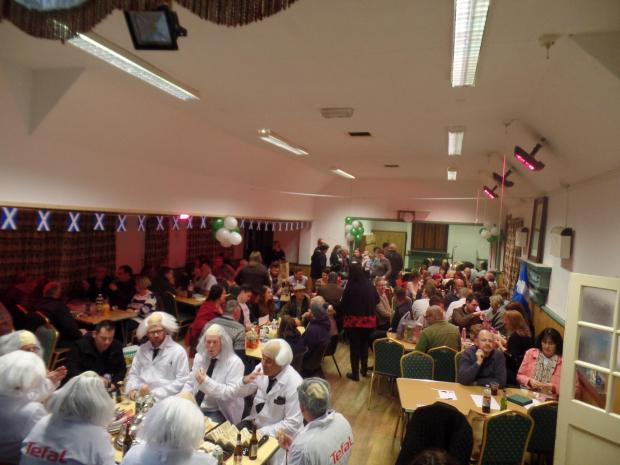 Quiz night raises more than £1,500