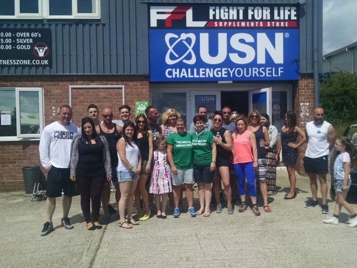 Fight for Life Fundraiser