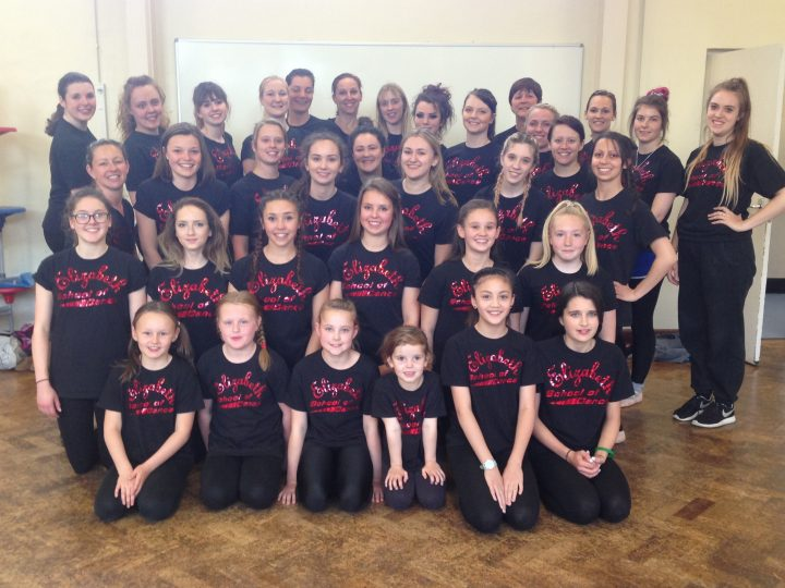 Dance Schools outstanding performance for Brain Tumour charities