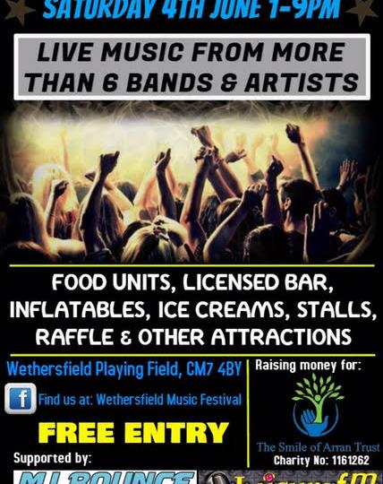 Wethersfield Music Festival