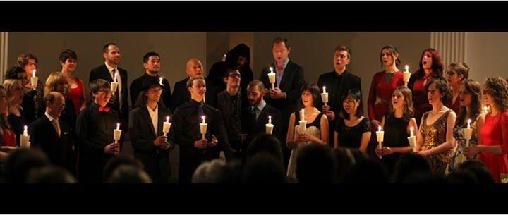 London International Choir concert for the Smile of Arran