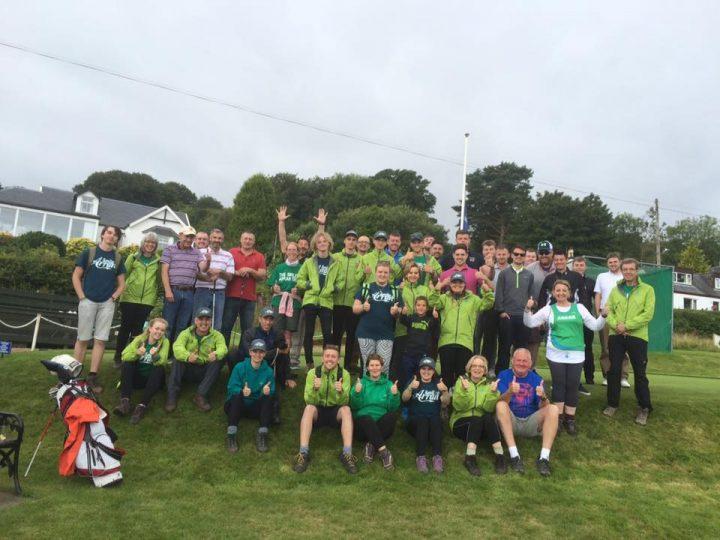 The Isle of Arran walk 2016