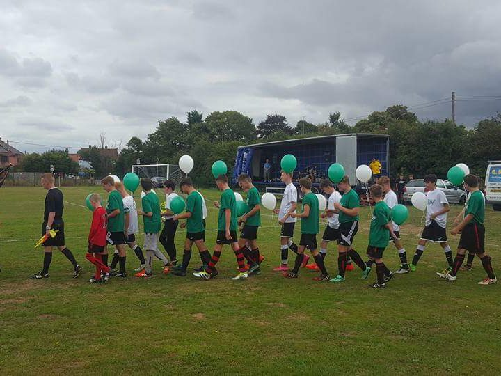 The Smile of Arran Trust Football Fundraiser 2016