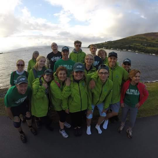 Isle of Arran Walk 2017