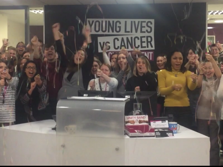 CLIC Sargent Partnership Success