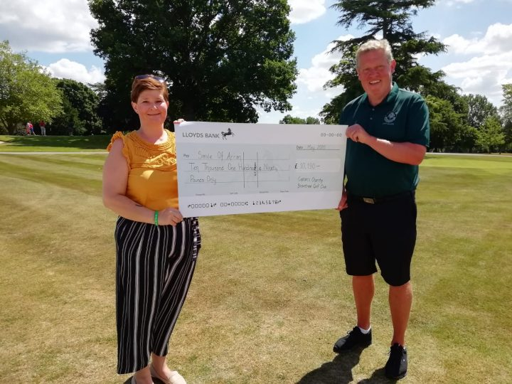 Braintree Golf Club Charity of the Year